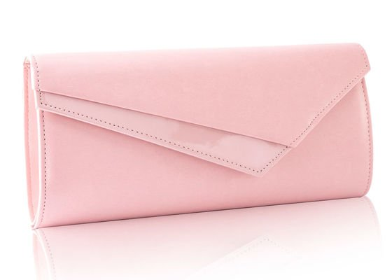 Women's Clutch bag Felice F17 Dark Pink