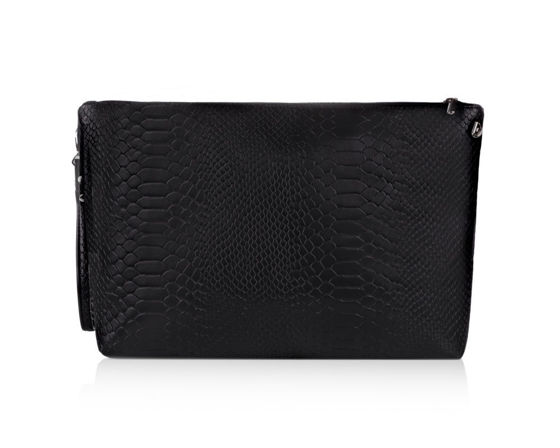 Big women's beauty bag FELICE 16A black