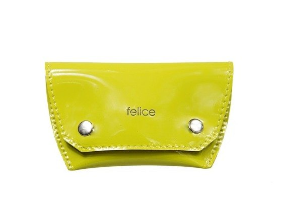 Coin wallet FELICE FA15 WILLOW-GREEN