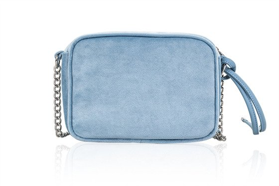 Crossbody LORETTO bag FB13 blue