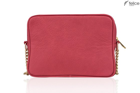 Leather crossbody Florence