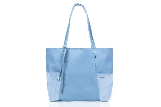 SHOPPER BAG FB03 BONITA LIGHT BLUE