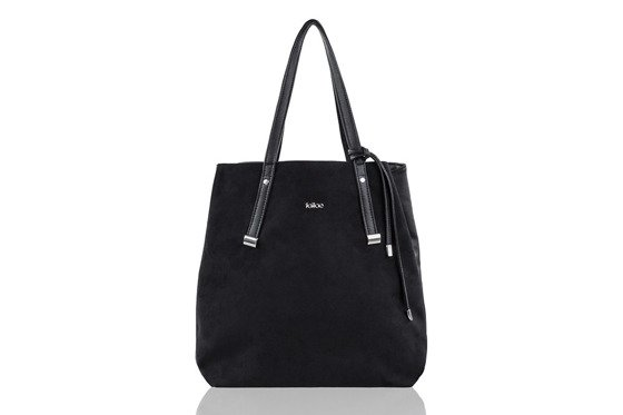 SHOPPER BAG FB06 RICA BLACK