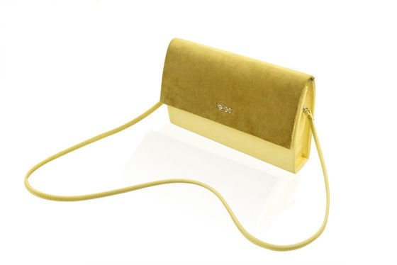 Women's Clutch bag Felice F13A mat/plusz