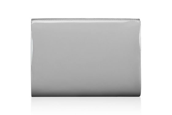 Women's Clutch bag Felice F14B dark grey