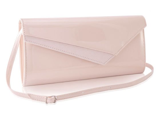 Women's Clutch bag Felice F17 Cream