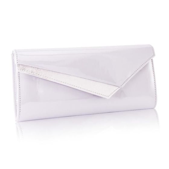Women's Clutch bag Felice F17 Grey