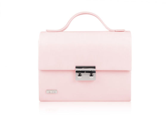 Women's Clutch bag Felice F19 powder pink
