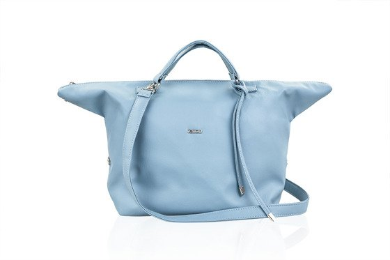 Women's shopper bag FB04 LOCA Blue