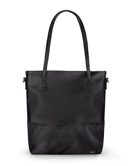 Women's shopper bag Felice FB45 black