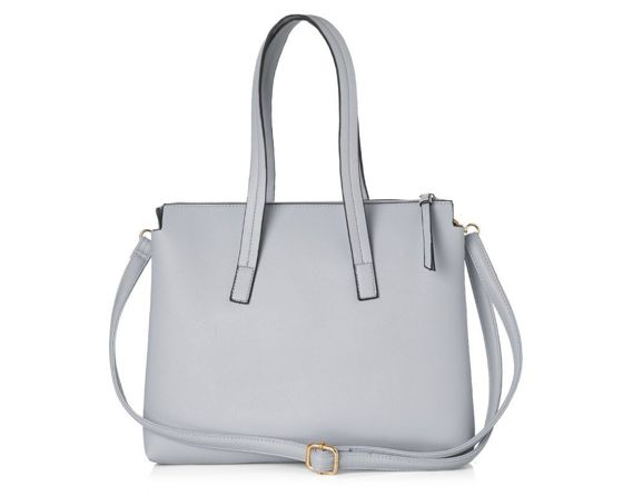 Women's shopper bag Felice Maya FB34 grey