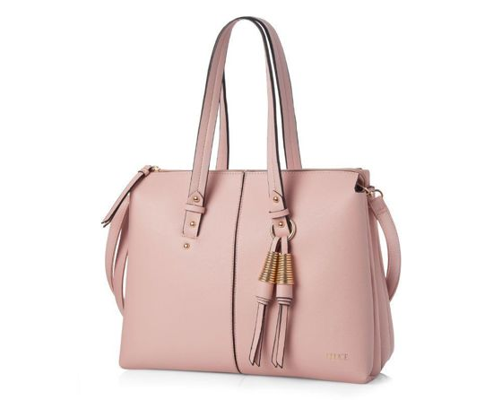Women's shopper bag Felice Maya FB34 pink