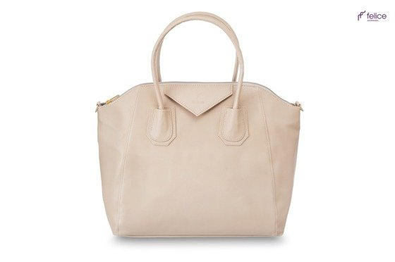 Women's shoulder bag Dublin beige